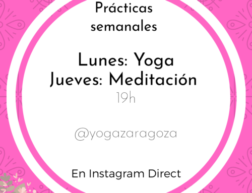 Yoga y Meditación on line