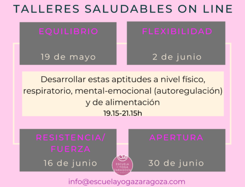 Talleres Saludables de Transformación Integral