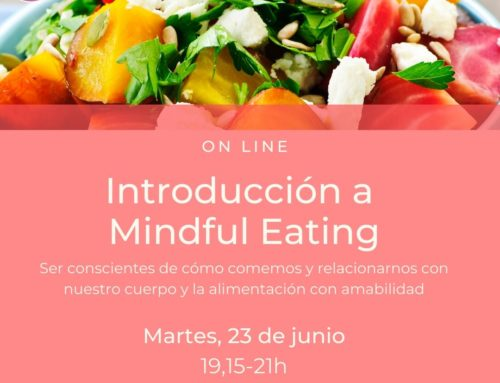 Introducción Mindful Eating