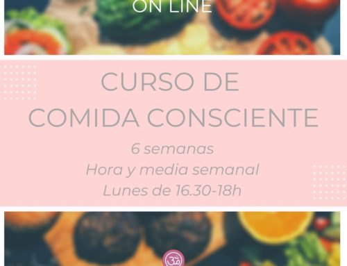Curso de Comida Consciente (Mindful Eating)